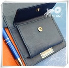 custom PU leather passport cover