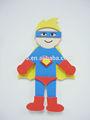 Superhéroe arte kit de espuma EVA muñecas