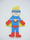 Super hero craft kit EVA foam dolls