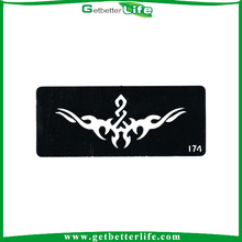 Getbetterlife Customized Various Fashionable Body Art Wholesale Stencils