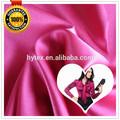 china fábrica de la tela trenzado ventas al por mayor tela impresa del satén para la moda casual blusa