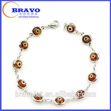 2014 hot sale greek evil eye bracelet in bracelets&bangles