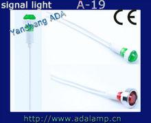 10mm dia. A-19 MINI 12V led light water heater indicator light