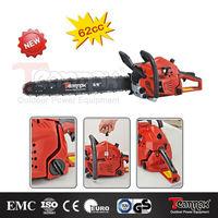 Powerful 62cc alpina chainsaw parts