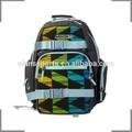 Koston branding triángulo decorativo diseño deportes y ocio skate mochila KB033