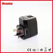 Wonplug Patent High Quality universal conversion adapter with CE RoHS FCC