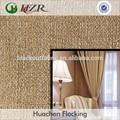 Pasar 3 recubierto de lino look apagón tela para cortina, el sofá y la tapicería