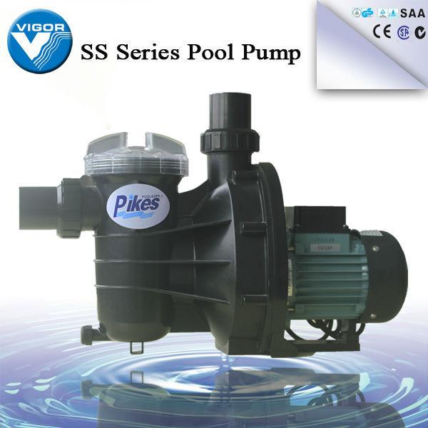 Used Pool Pump Sale Single Phase Water Pump Motor Used