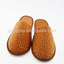 5 star hotel closed toe for men slippers