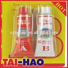 Clear Liquid epoxy resin /epoxyAB glue Adhesive manufacturer