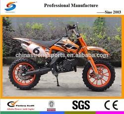 Hot Sell electric motorcycle/49cc Mini Dirt Bike DB008
