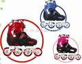 O rolamento adota alta resistência alloy abec-5-7 HPMD88 moda barato 4 rodas patins