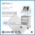 La máquina hifu, la mejora de la flacidez de la piel, de alta intensidad de ultrasonido enfocado, hifu dimyth de elevación