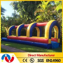 Inflatable pool slides,inflatable slip and slide for kids