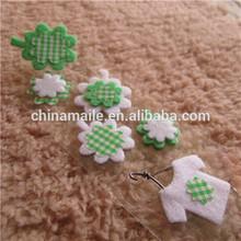 Custom promotional self adhesive 3D promotional spong sticker for kids ,3D sticker
