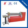 3-roller mechanical dissymmetrical plate rolling machine W11F-2*2000