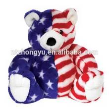 Customized soft plush toy stuffed bear