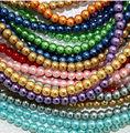 Joyería de la perla pulsera de cadena con un elefante, colgante de moda