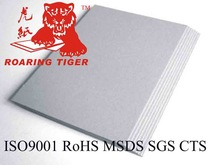 Stiff laminated solid 0.5mm 3mm 3.5mm 4mm 4.5mm 5mm grey board/grey paper board/grey cardboard