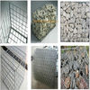 gabion wire cage, rock basket retaining wall with low price and best quality