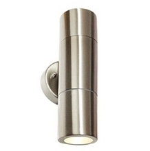outdoor stainless steel GU10 wall mounted light
