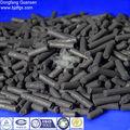 Adsorvente colunar de madeira de carvão ativado fórmula química do carbono ativado
