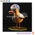 quente 3d customed pássaro flyer figura de ação cartoon anime bird brinquedos flyer