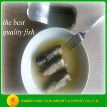 125g sardine fish oil price with certificate of FDA, HALAL,HACCP, IFS