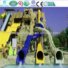 Water park , Water Slide, Pool slide
