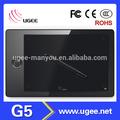 Ugee G5 profissionais electronic design sensível escrita assinatura digital tablet