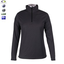 China factory customized dry fit long sleeve t-shirt