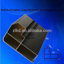 70100 big outdoor led display/screen frame aluminum profile