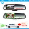 dvr mirror full hd 1080p car dvr rearview mirror car rearview mirror camera dvr dual camera car dvr