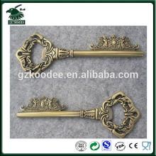 2015 new design hot sale good quality antique key bottle opener