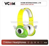 Brand Name Child Safe Headphones Healthy for Children Ear