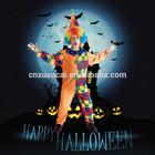Cheap Boys Orange Clown Halloween costumes for children