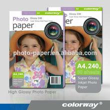 HP Printer Premium Inkjet Photo Paper Inkjet Glossy A4/Letter 10 Mil 60 Sheets - FREE SMPLES!!!