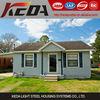 Light Steel Villa, Steel Frame Cheap Modern Luxury Prefab Modular Log Homes for sale One Storey 016