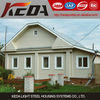 Light Steel Villa, Steel Frame Cheap Modern Luxury Prefab Modular Log Homes for sale One Storey 018