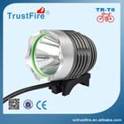 Trustfire Cree XM-L T6X5 5000L LED Front rear tail Serching Bike Bicycle light/Bike Head Light