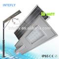 integrar todos los accesorios con 18w led solar del jardín de la lámpara al aire libre para decorativos