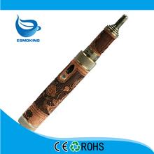 2014 hot wooden design x gun mod 18650 x-gun spinner battery x fire vision x gun vv mod