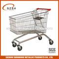 supermercado mall de compras de la carretilla cartwith seat150l baby