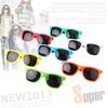 Custom cheap sunglasses plastic promotion sun glasses with acrylic lens