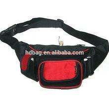 good quality sport elastic waist bag cell phone belt bag