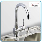 Single Handle UPC 61-9 NSF Kitchen Faucet