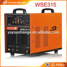 ZX7-250D 315Dis portable genarator industrial ironing machine igbt inverter ac/dc pulse tig/mma welding machine