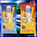 2014 nova cor impresso chips de batata sacos plásticos de embalagem