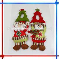 2014 HOT 054 santa claus door decoration