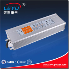 150W triac dimmable led driver 36v waterproof IP67 with CE